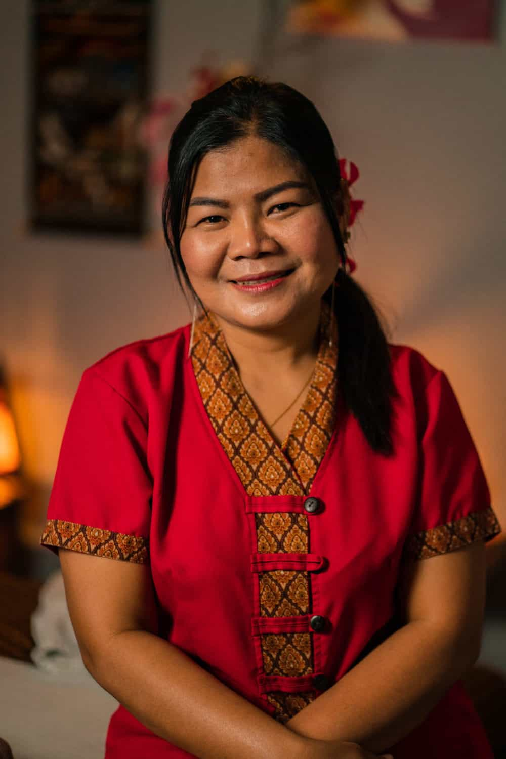meuw massør hos thai smile massage kolding