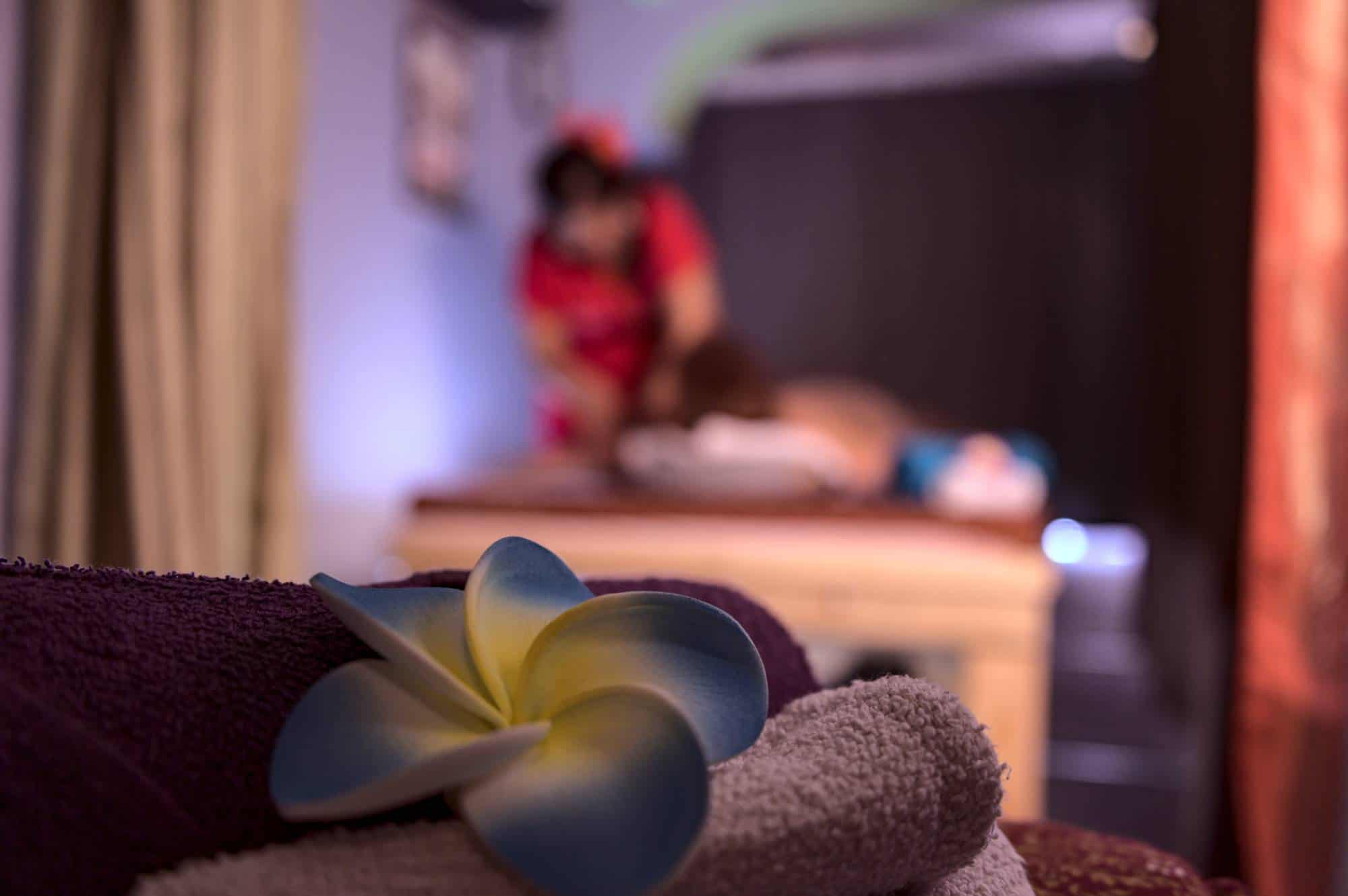 par massage hos thai smile massage kolding
